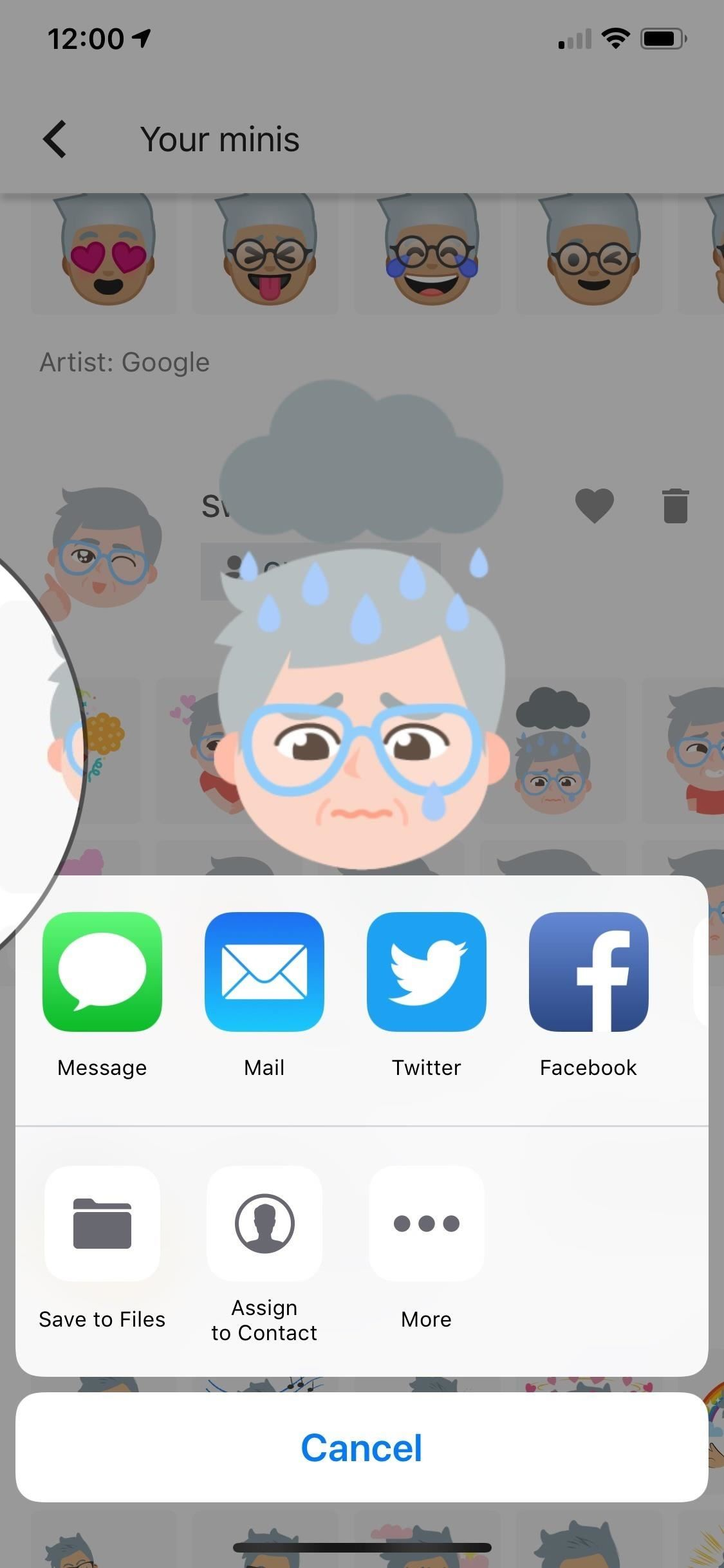 Create Mini Emoji Style Stickers Of Yourself In Gboard For