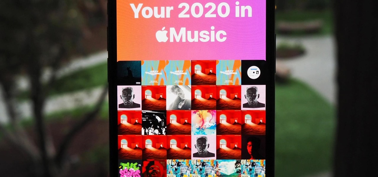 Use Apple Music Wrapped to View Your Most Played Songs in 2020 from Apple Music or Your iPhone's Library