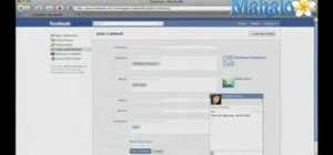 Chat with your friends and family on Facebook