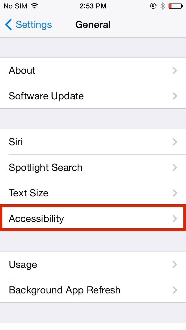 Grayscale Mode in iOS 8: Proof That the Next iPhone Will Sport an AMOLED Display?