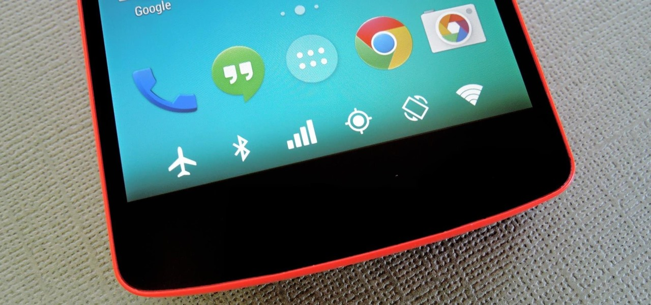 Add Extra Buttons to the Navigation Bar on Your Nexus 5