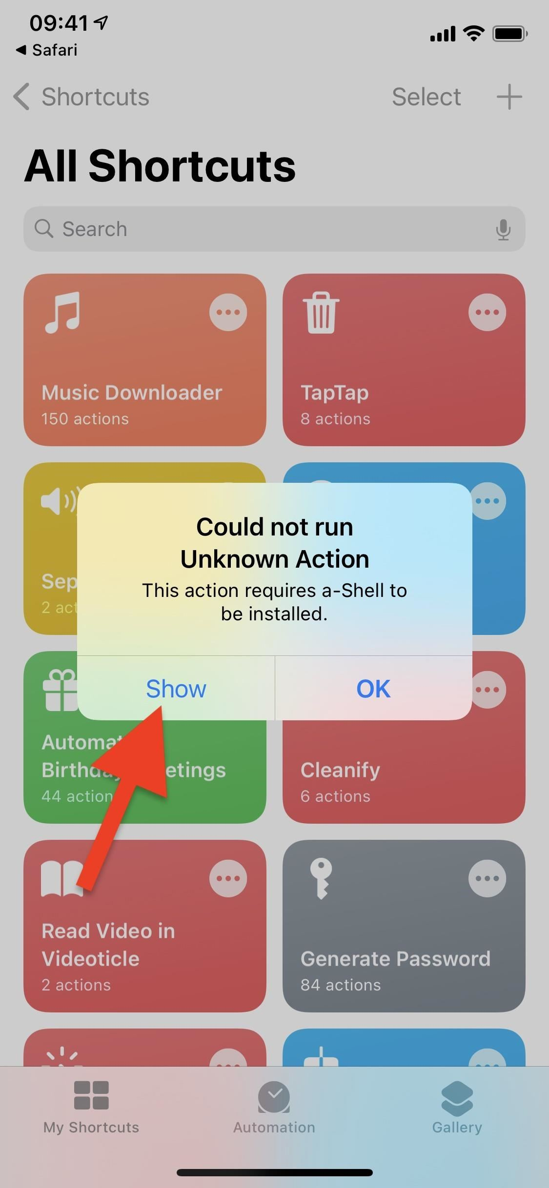 This iOS shortcut will find and download free songs that you can listen to offline on your iPhone
