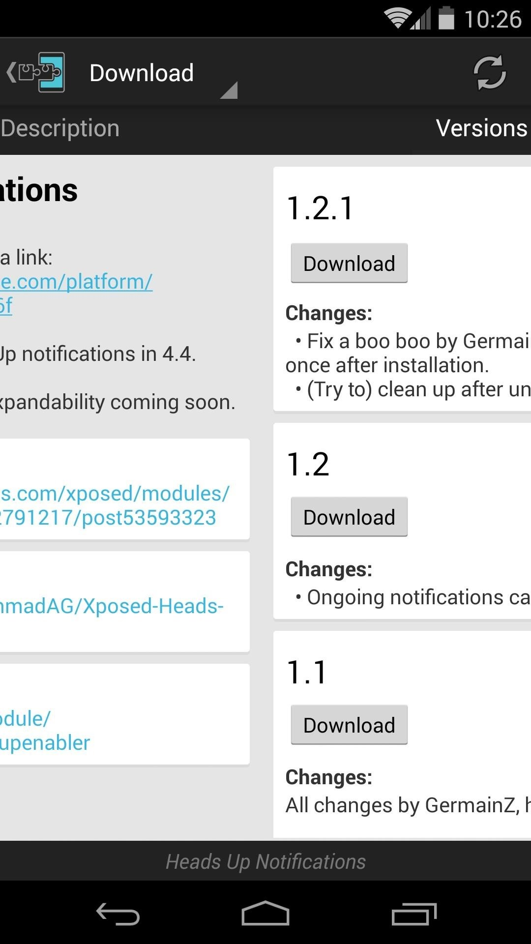 "How to Get the New Android L ""Heads Up"" Notifications on Your Nexus 5 or Other Android Device"