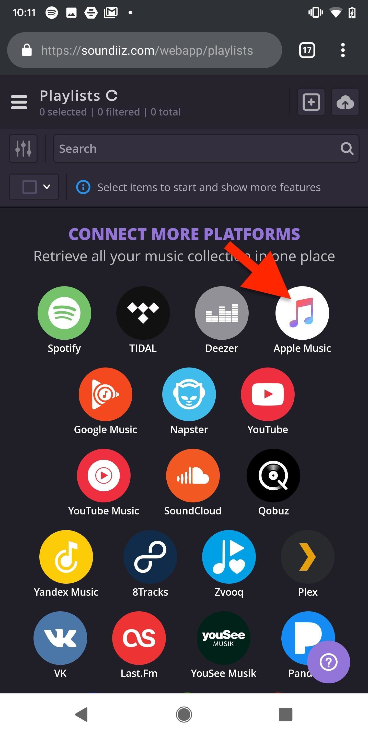 How to Transfer Your Apple Music Playlists to Spotify from an iPhone