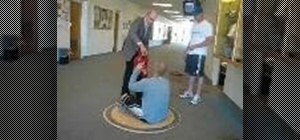 Make a Hovercraft Powered by an Electric Leaf Blower