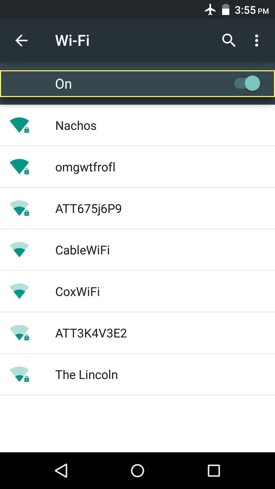 Android Basics: How to Connect to a Wi-Fi Network