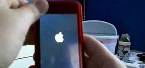 Force restore an iPhone or iPod Touch
