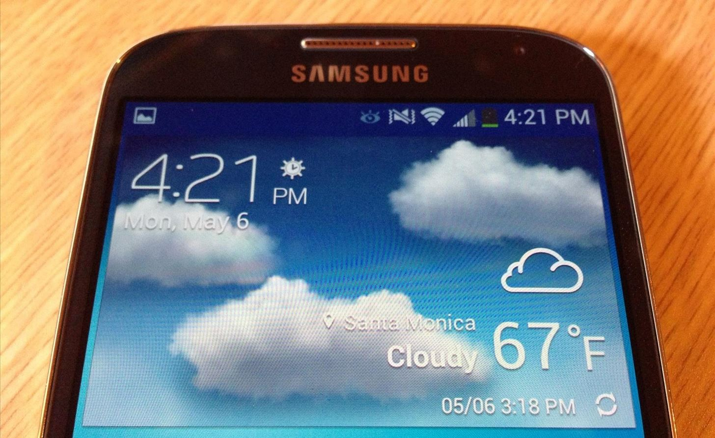 How to Fix the Home Button Lag on Your Samsung Galaxy S4 « Samsung