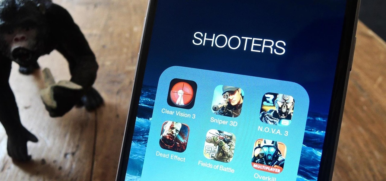 Top 10 Free First-Person Shooter Games for Your iPad, iPhone