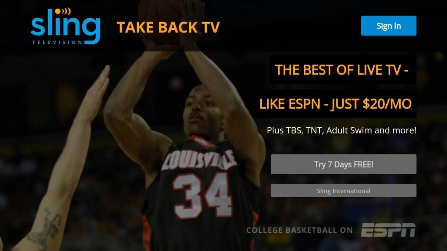 How to Install the Sling TV App on Your Nexus Player « Cord Cutters