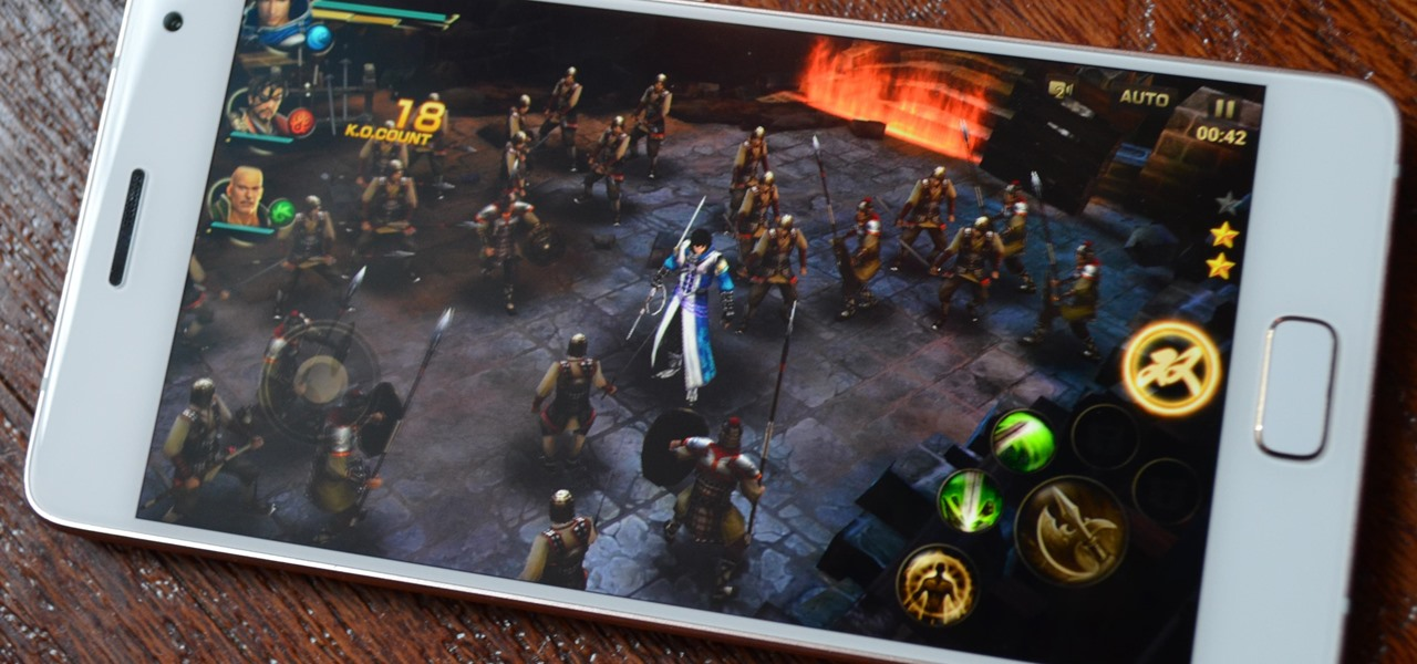 Play 'Dynasty Warriors Unleashed' Right Now on Your iPhone or Android