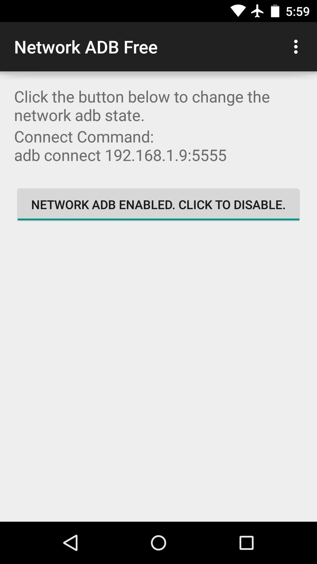 How to Send ADB Commands Over Wi-Fi on Android