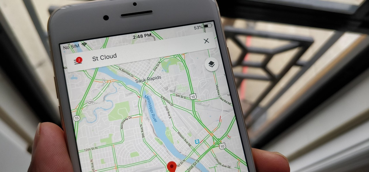 Here's What Google Maps Does with Your Data