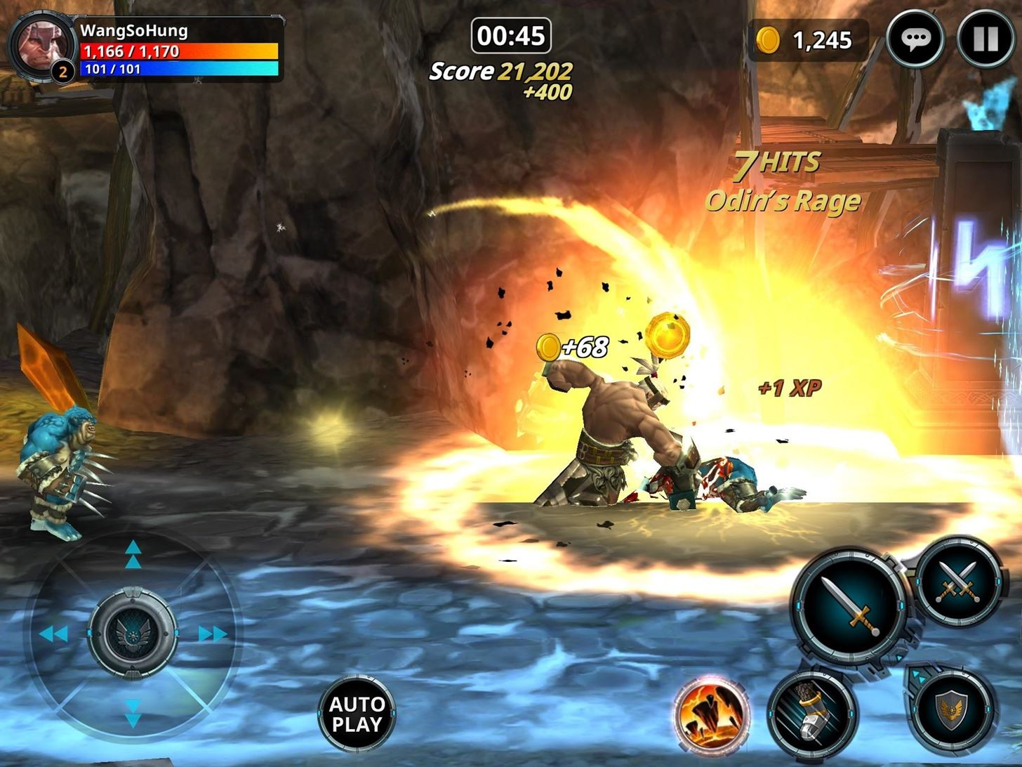Play ChronoBlade on Your iPhone or Android Before Its Official Release