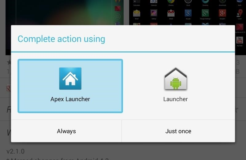 How to Ditch Phone Mode & Get the Full Tablet UI on Your Nexus 7—Without Rooting