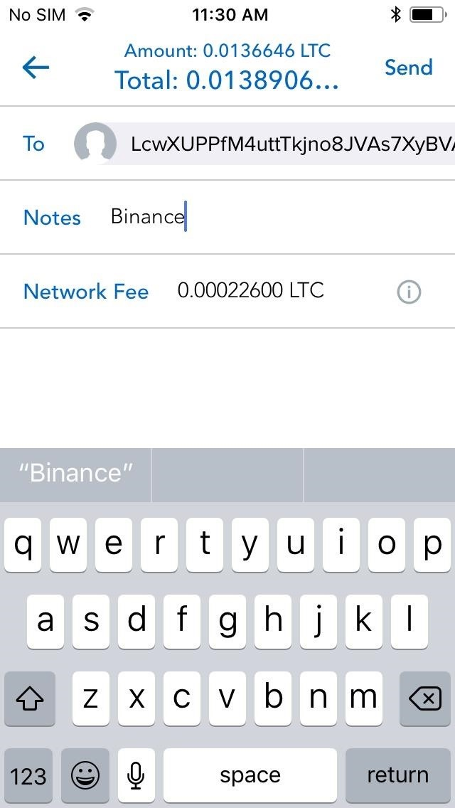 How to Transfer Bitcoin, Ether & More from Coinbase to Binance