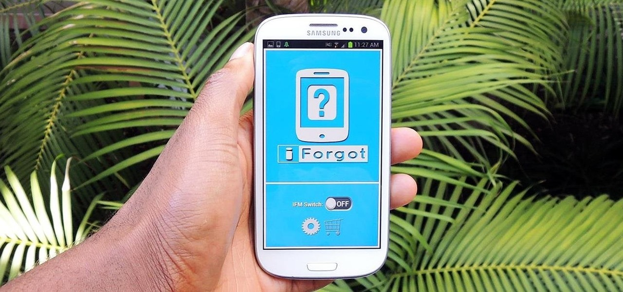 Forward Missed Call Alerts & Text Messages on Your Samsung Galaxy S3 to an Email Address