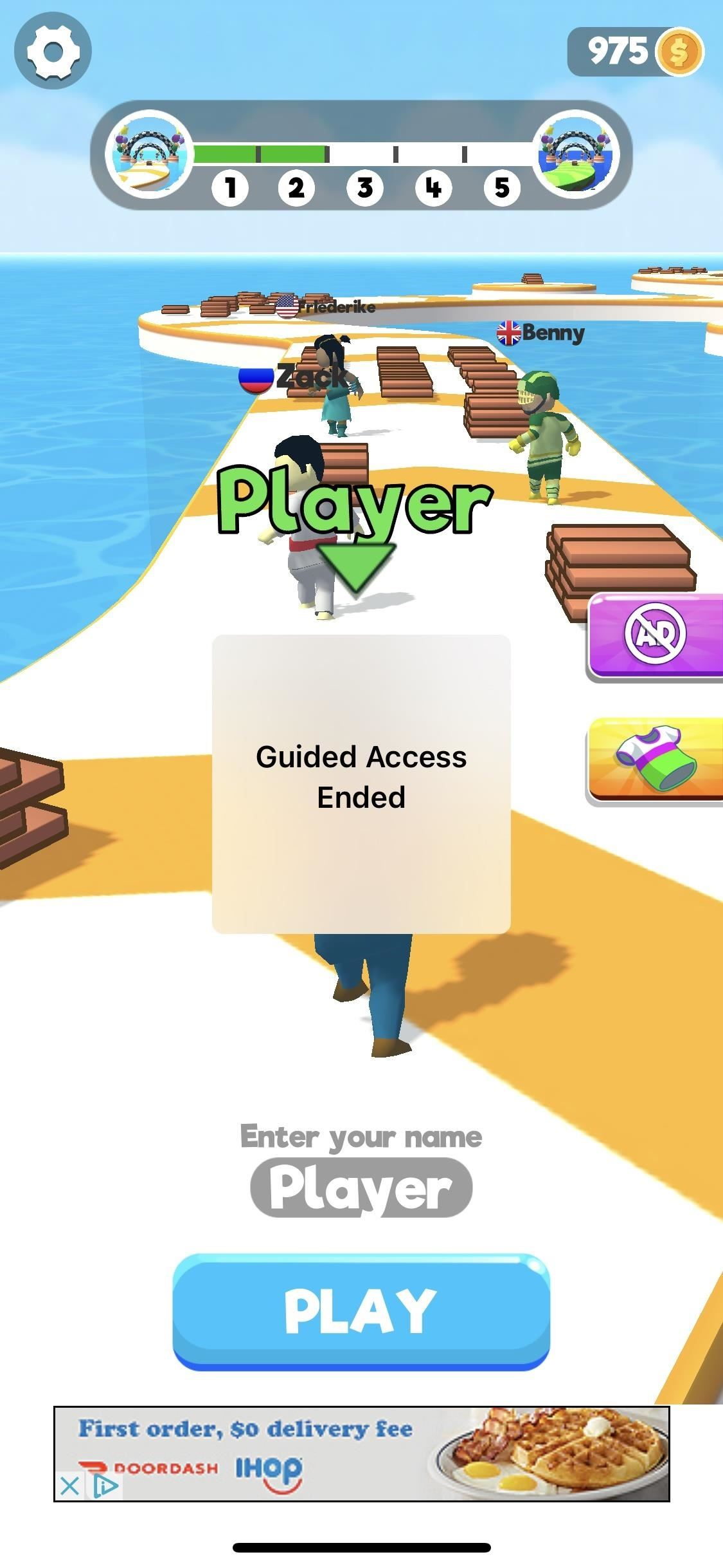 Use This Trick in iPhone Games So You're Not Redirected to Other Apps When Accidentally Tapping Ads You Try to Close