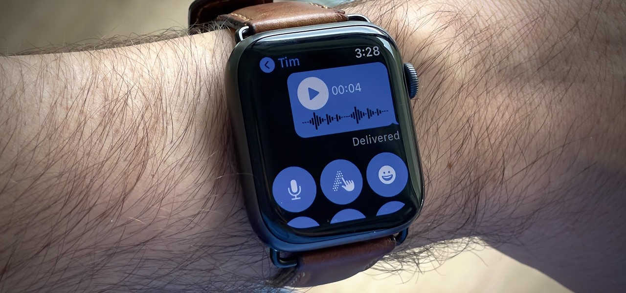 Send Audio Messages on Your Apple Watch Instead of Transcribed Text