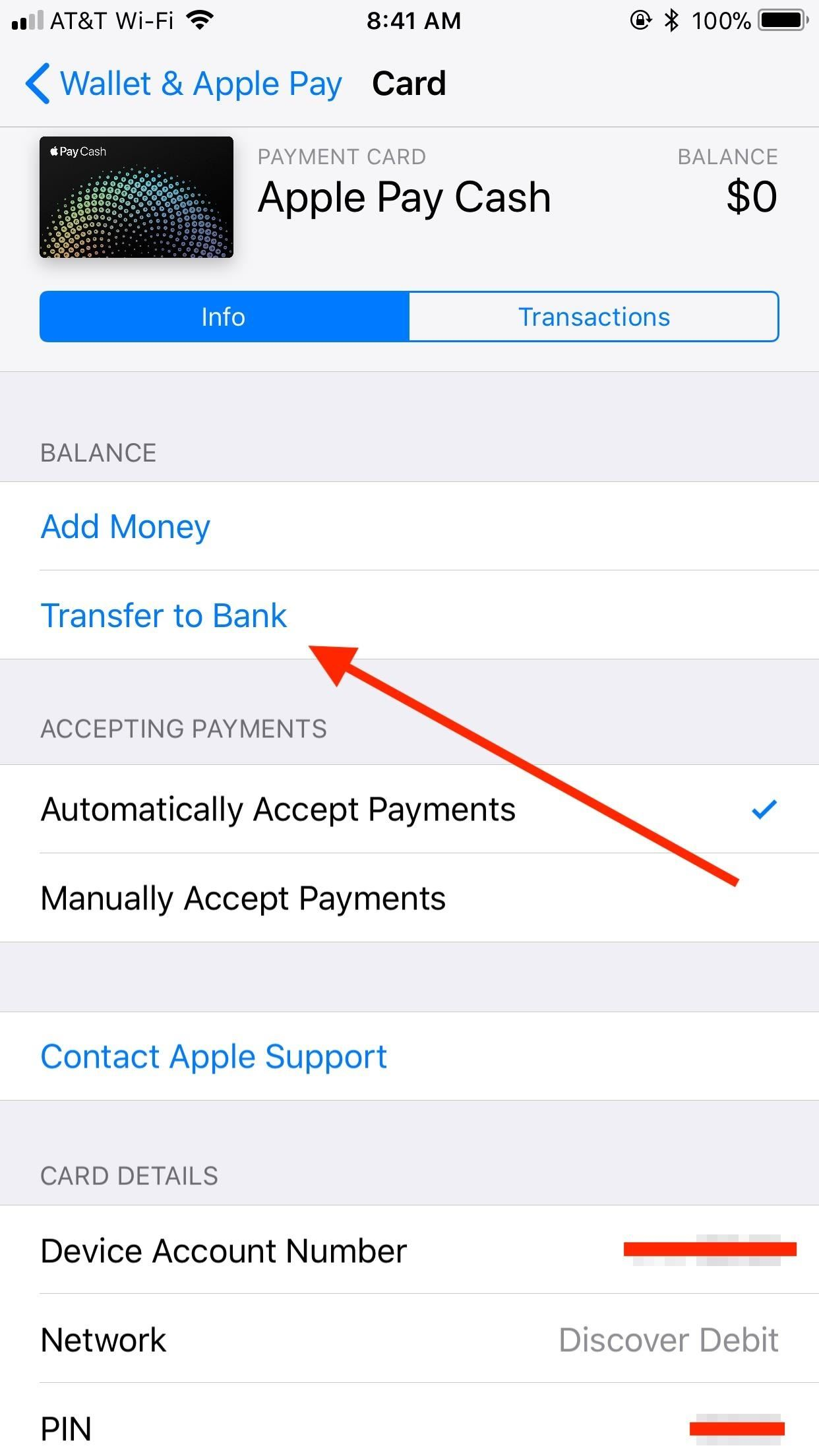 How to transfer money from card to card 46