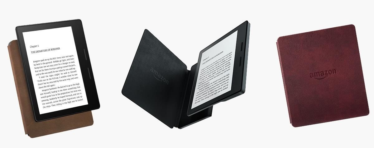 How to Turn a Paperwhite into the New Absurdly-Priced Kindle Oasis