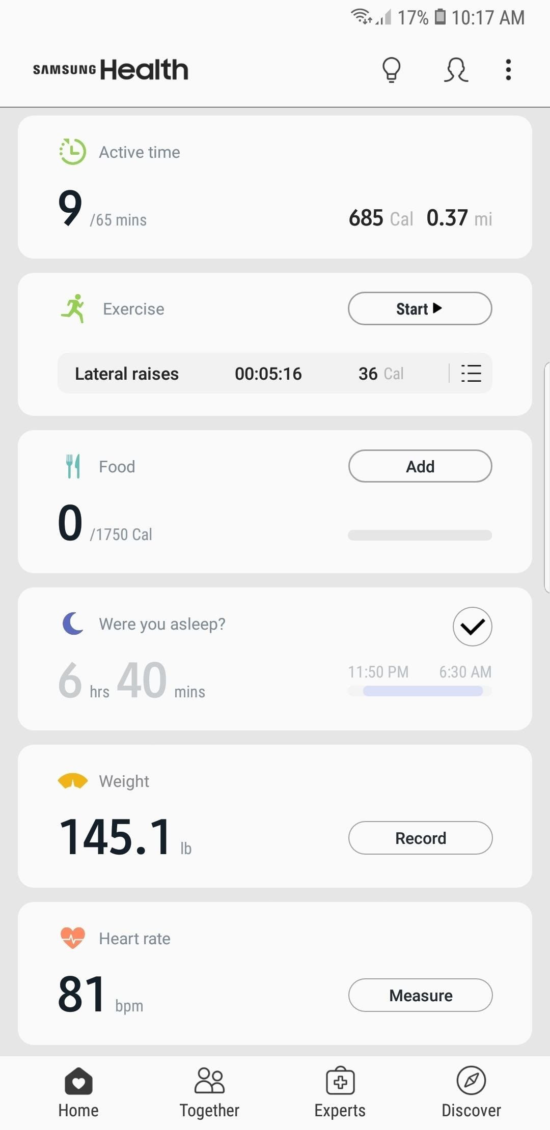 How To Record Your Sleep Patterns With Samsung Health - No Wearables Required [19659011] How To Record Your Sleep Patterns With Samsung Health - No Wearables Required