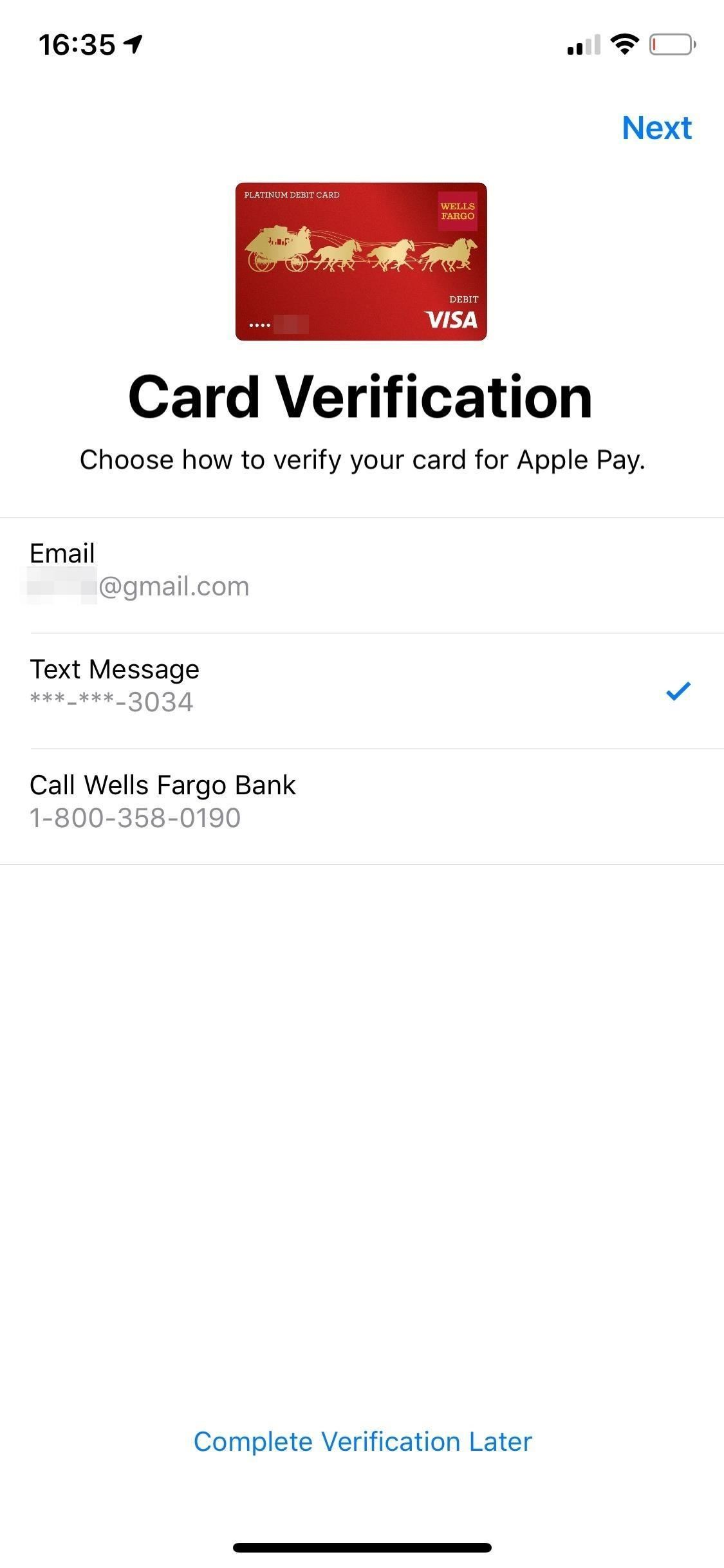 Add and remove Apple Pay debit and credit cards on your iPhone
