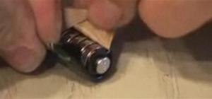 Hack a 12 volt battery