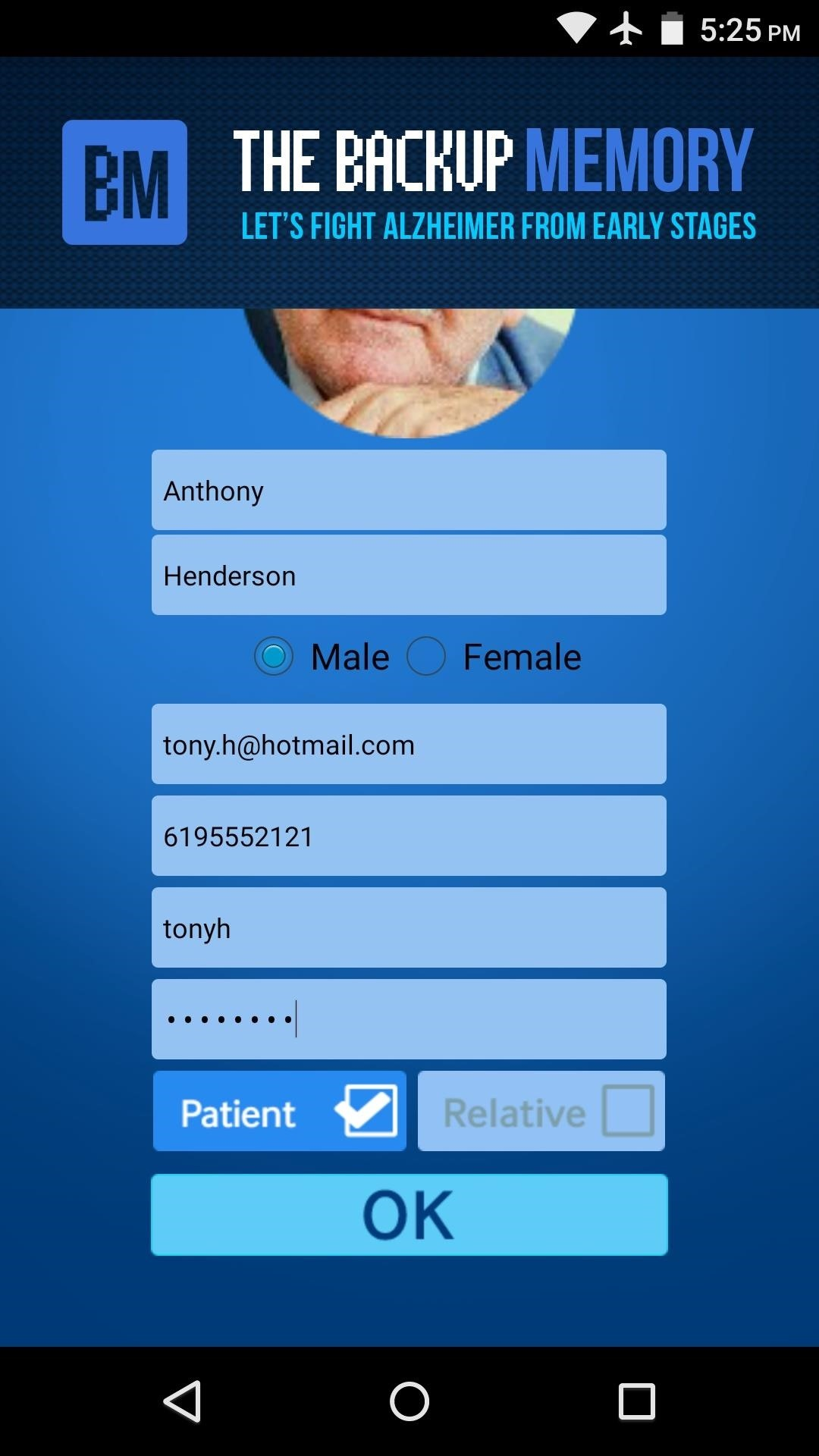Help Loved Ones with Alzheimer's Preserve Fond Memories Using This Android App