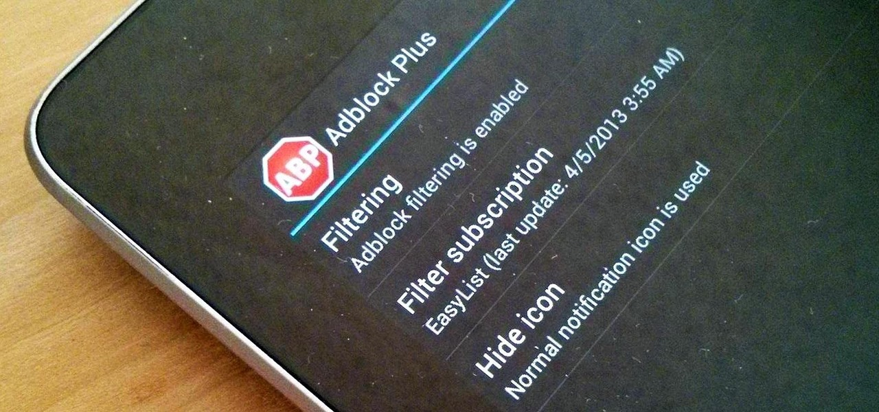 Block Every Single Annoying Ad on Your Nexus 7 (In Both Apps & Websites)