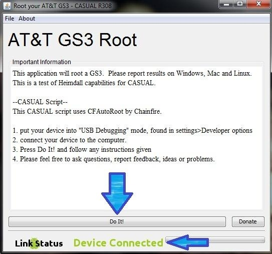The Easiest Way Possible to Root Your Samsung Galaxy S3 (Just One Click!)