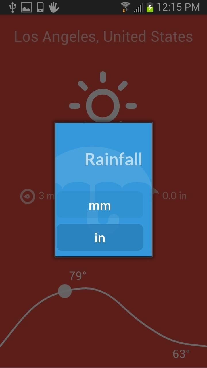 How to Improve Weather Forecasts on Your Samsung Galaxy S3 or Other Android Device