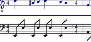 Download free sheet music for any instrument