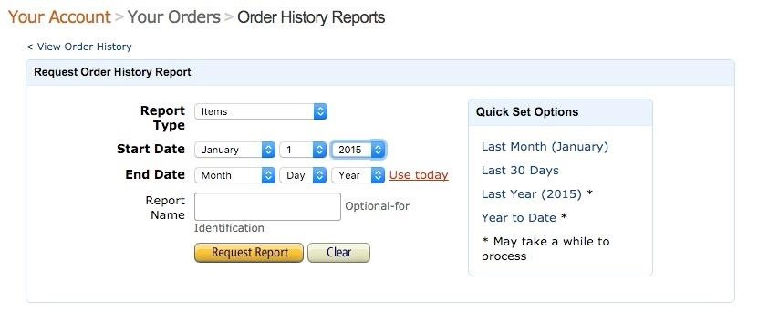 How to See Your Lifetime Amazon Tab (& Wallow in Your Painful Consumeristic Guilt)
