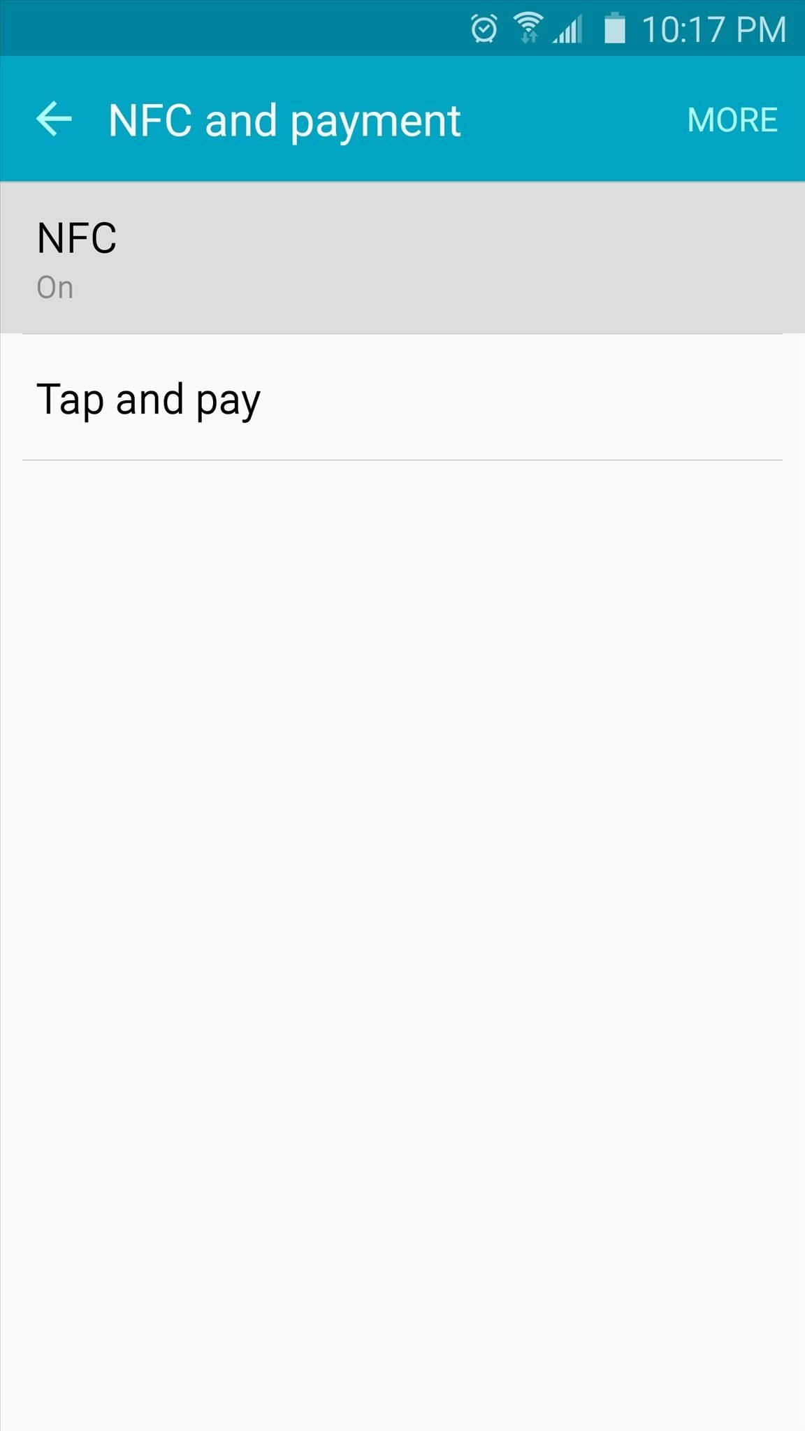 Android Basics How To Use Beam Wirelessly Transfer 2 Way Switch Meaning 1 Nfc Option On Nexus 5 Settings More Galaxy S6 Payment