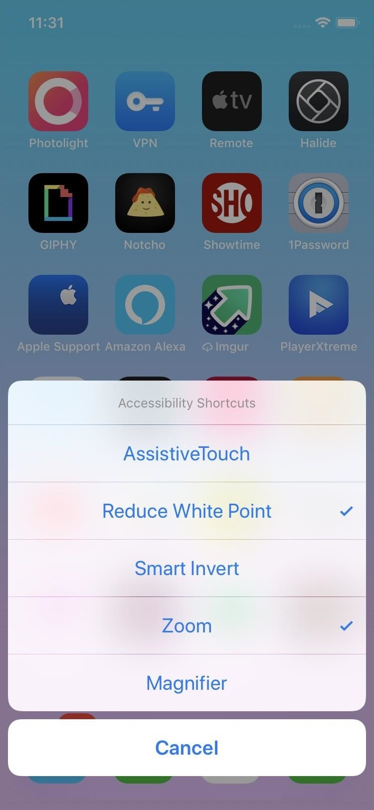 Lower Screen Brightness Below the Default Level on Your
