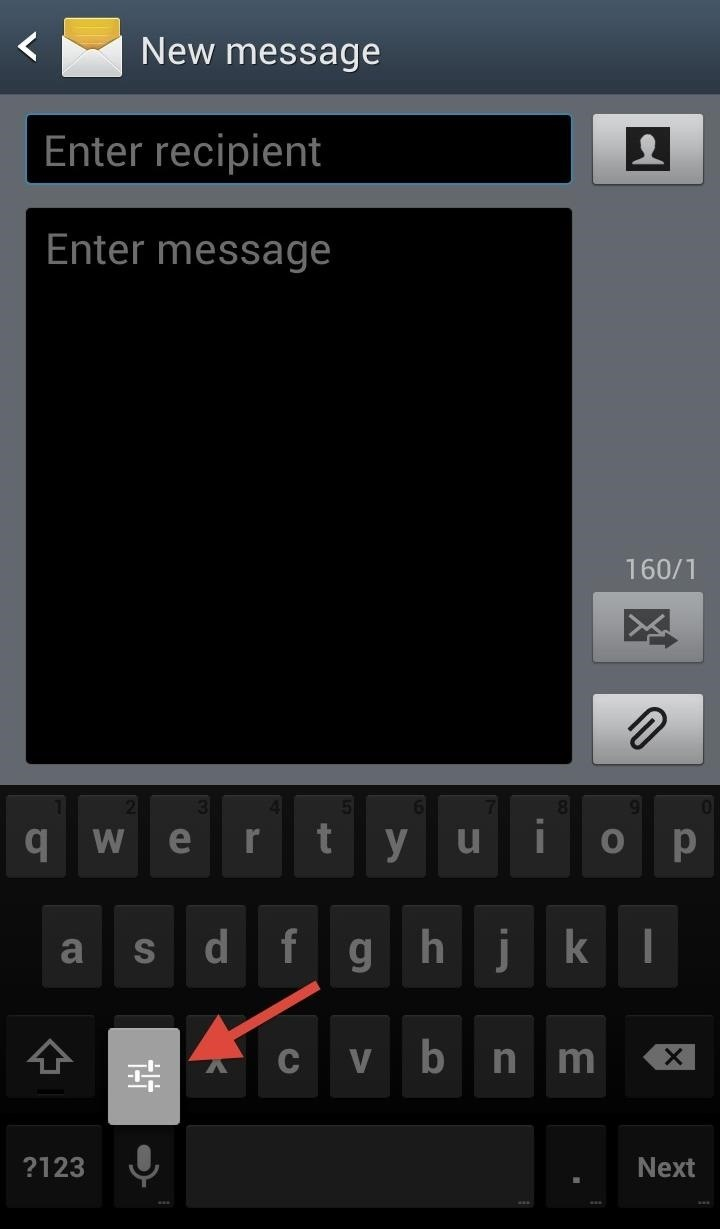 save time typing your email address out using a keyboard