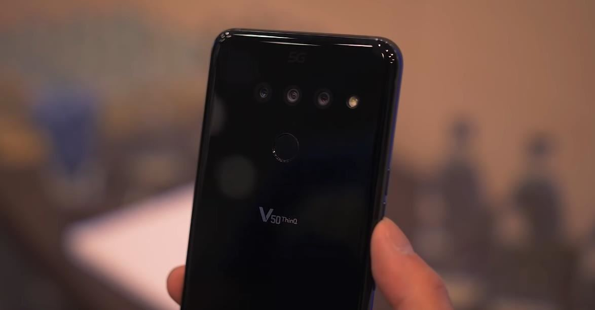 The LG V50 ThinQ 5G Is Rocking a Massive Battery, New Cooling System & Next-Gen Connectivity
