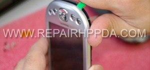 Repair an HP iPAQ H4150 or H4155 PDA