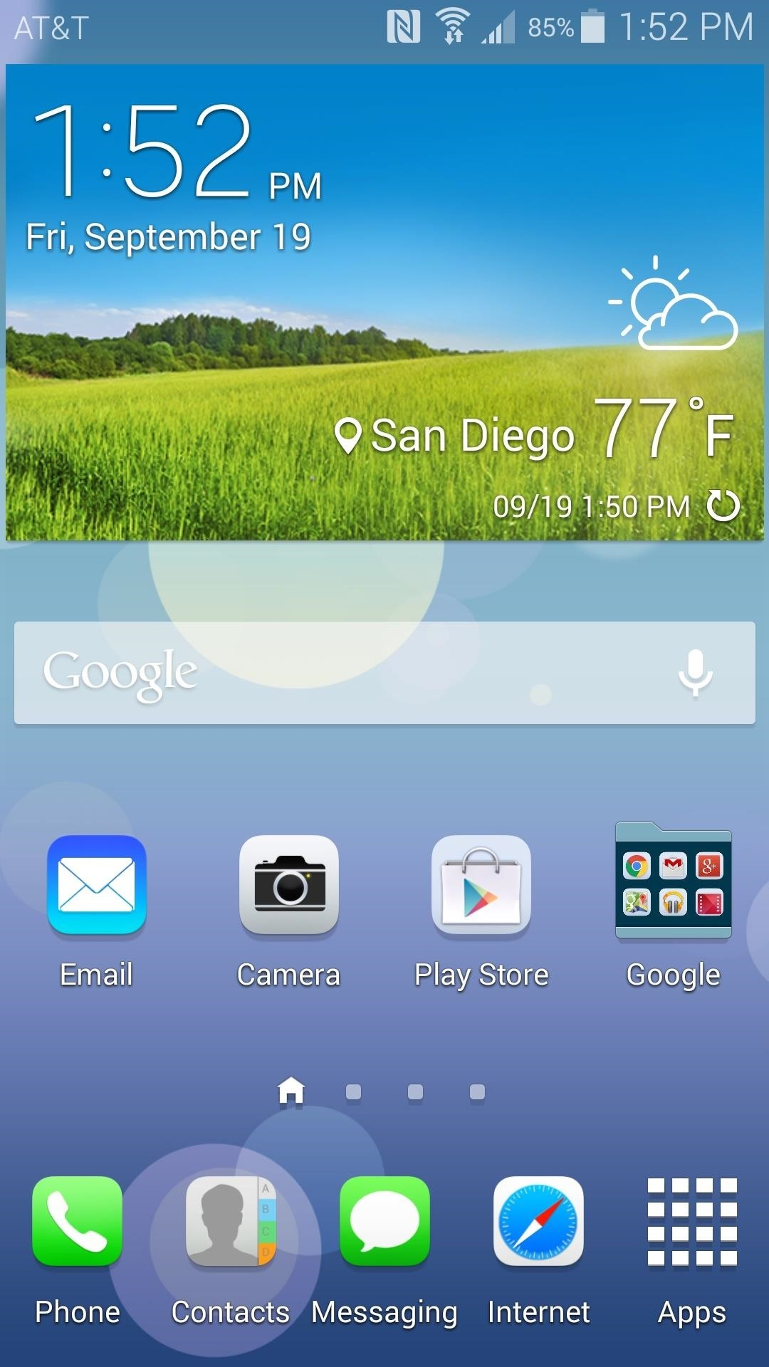 How to Theme TouchWiz on Your Samsung Galaxy S5