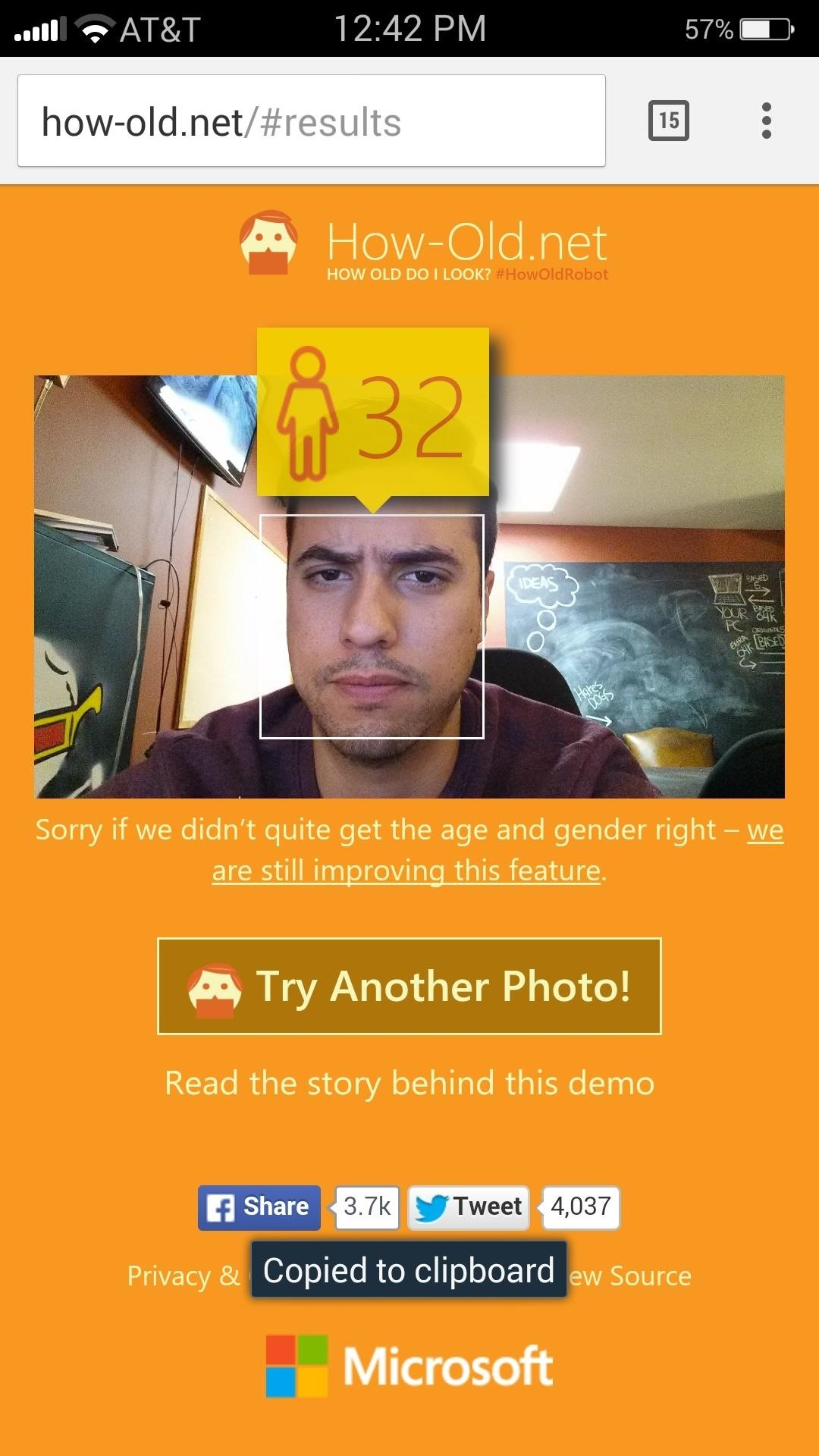 Microsoft's HowOldRobot Analyzes Photos to Guess Your Age—Is It Accurate?