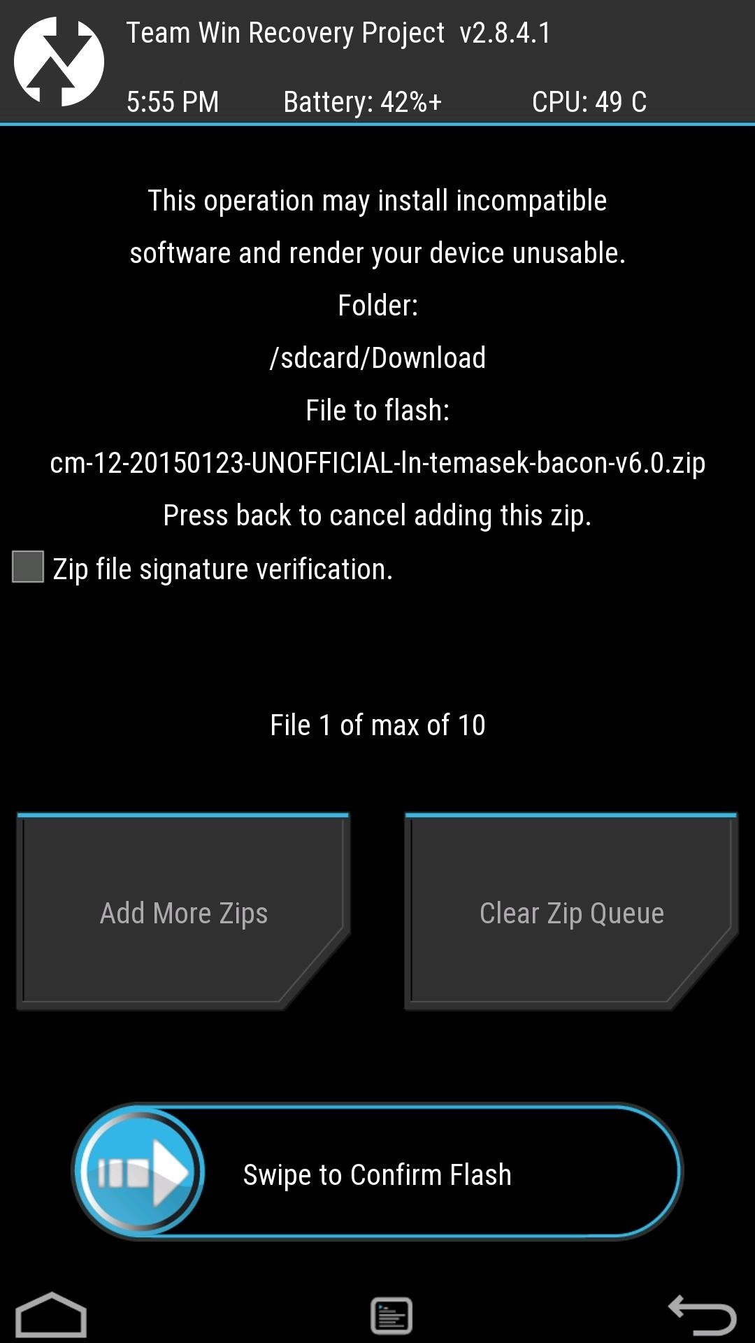 Get Early Access to CyanogenMod 12's Theme Engine on Your OnePlus One