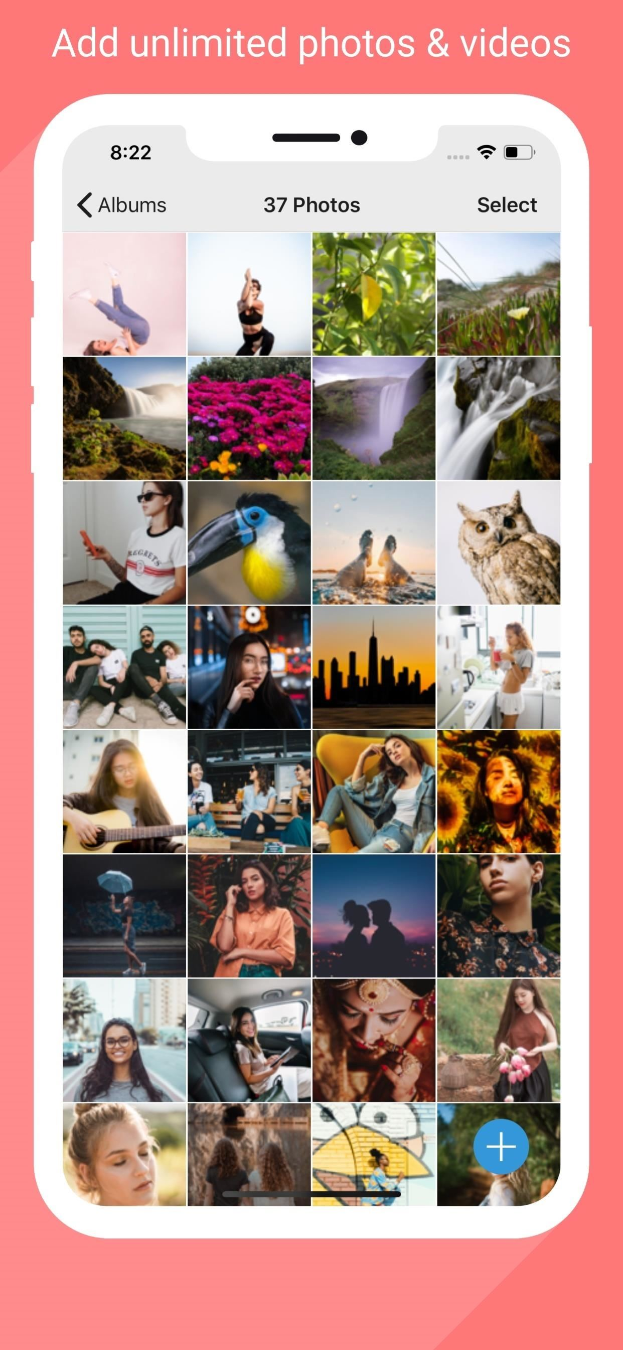 Ultra Lock - a Photo & Video Vault iOS App with a Lot of Unique Lock Options Like TimePIN, DatePIN, BatteryPIN