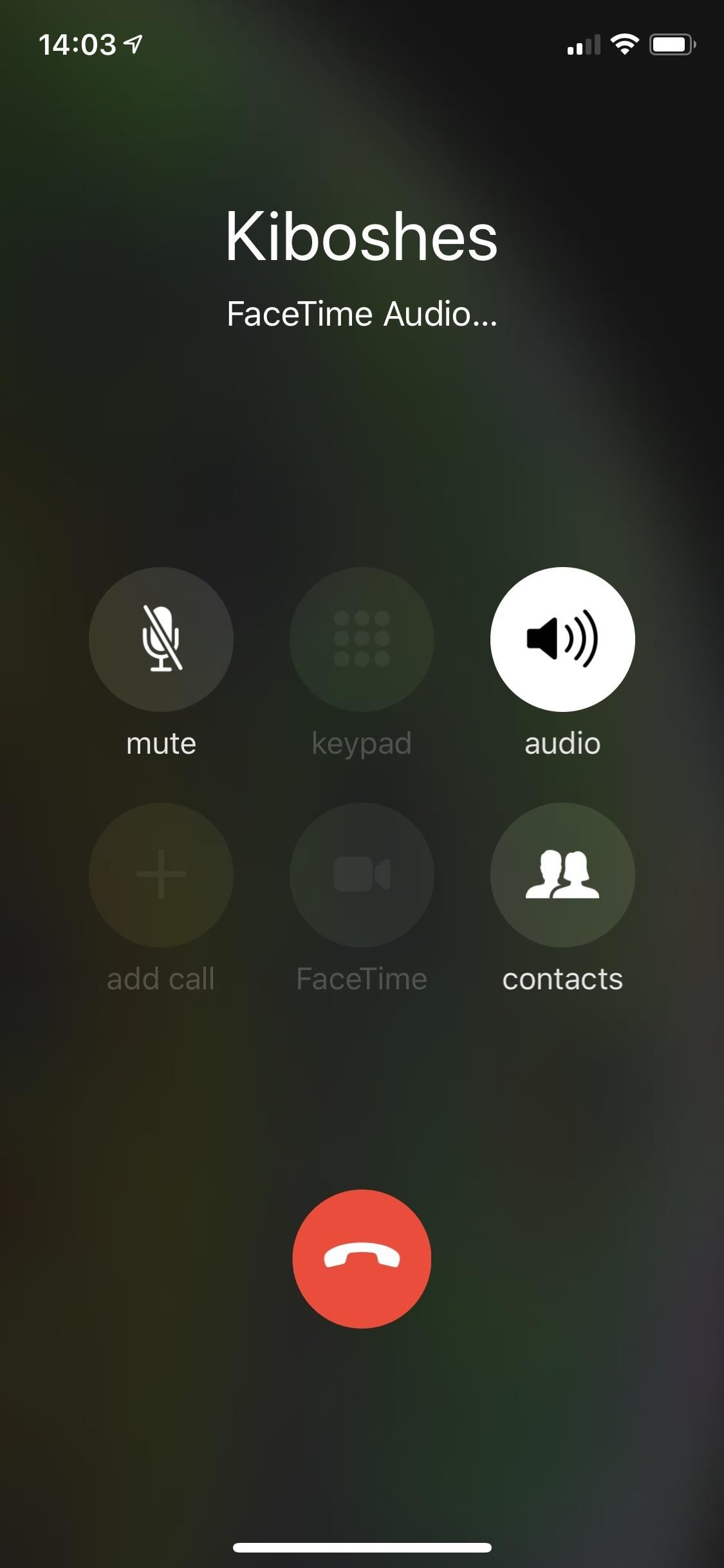 How to Turn on FaceTime iPhone Handsfree Automatically Audio calls