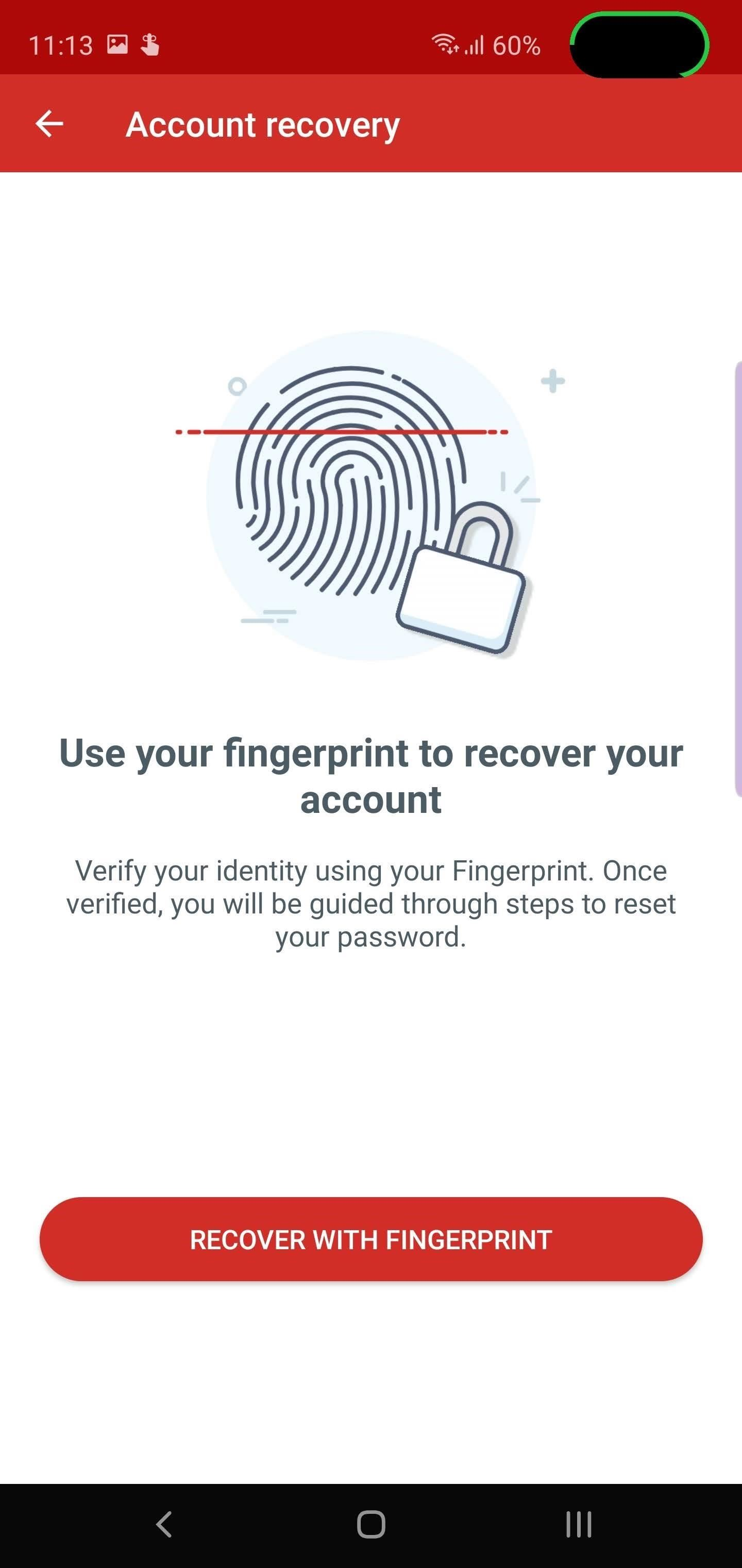 How to Use Biometrics to Change Your LastPass Master Password from Your Phone