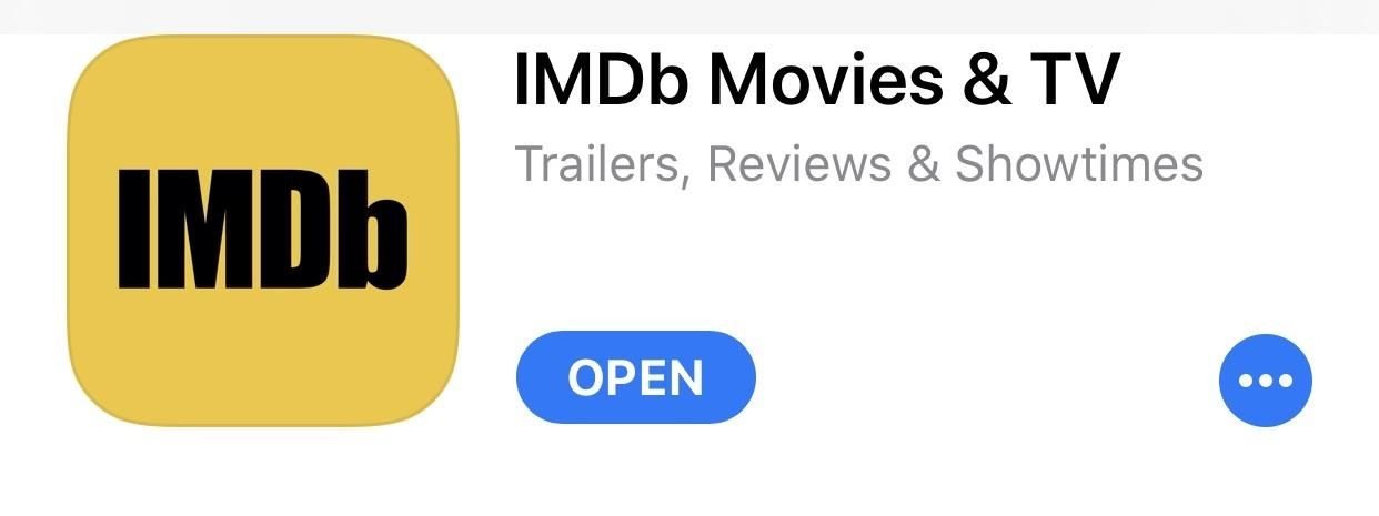 How to Enable (Or Disable) Dark Mode in the IMDb App