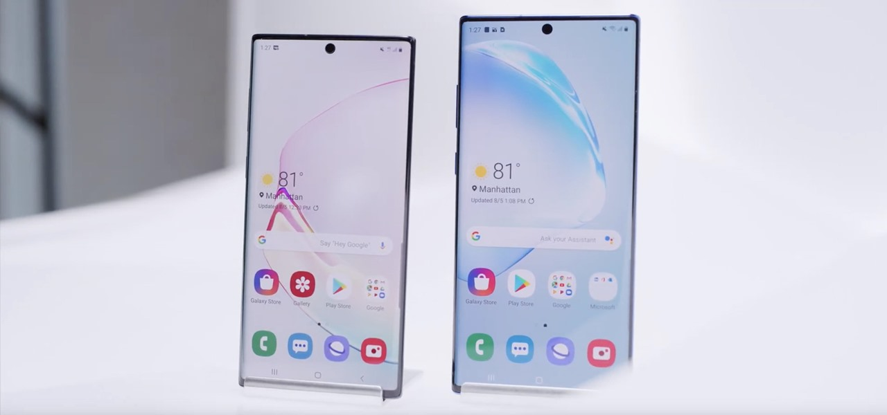 7 Things You Need to Know About the Galaxy Note 10 & Note 10+