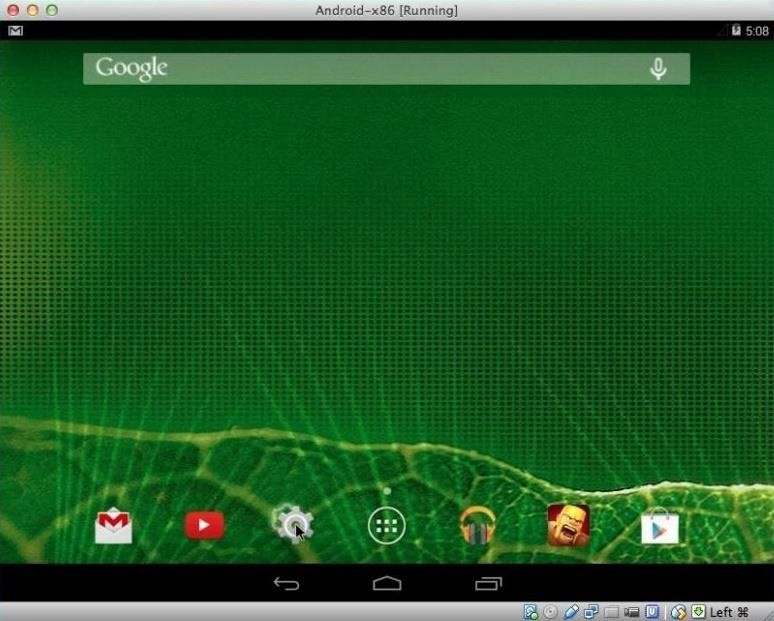 Run Any Android App on Your Mac