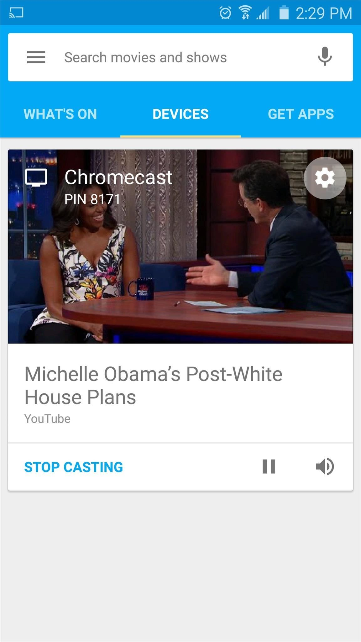 Chromecast App Gets a Huge Update—Here's All the Cool New Features