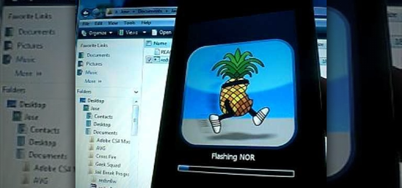 How to Jailbreak an iPod touch 2G 2 2 1 the easiest way
